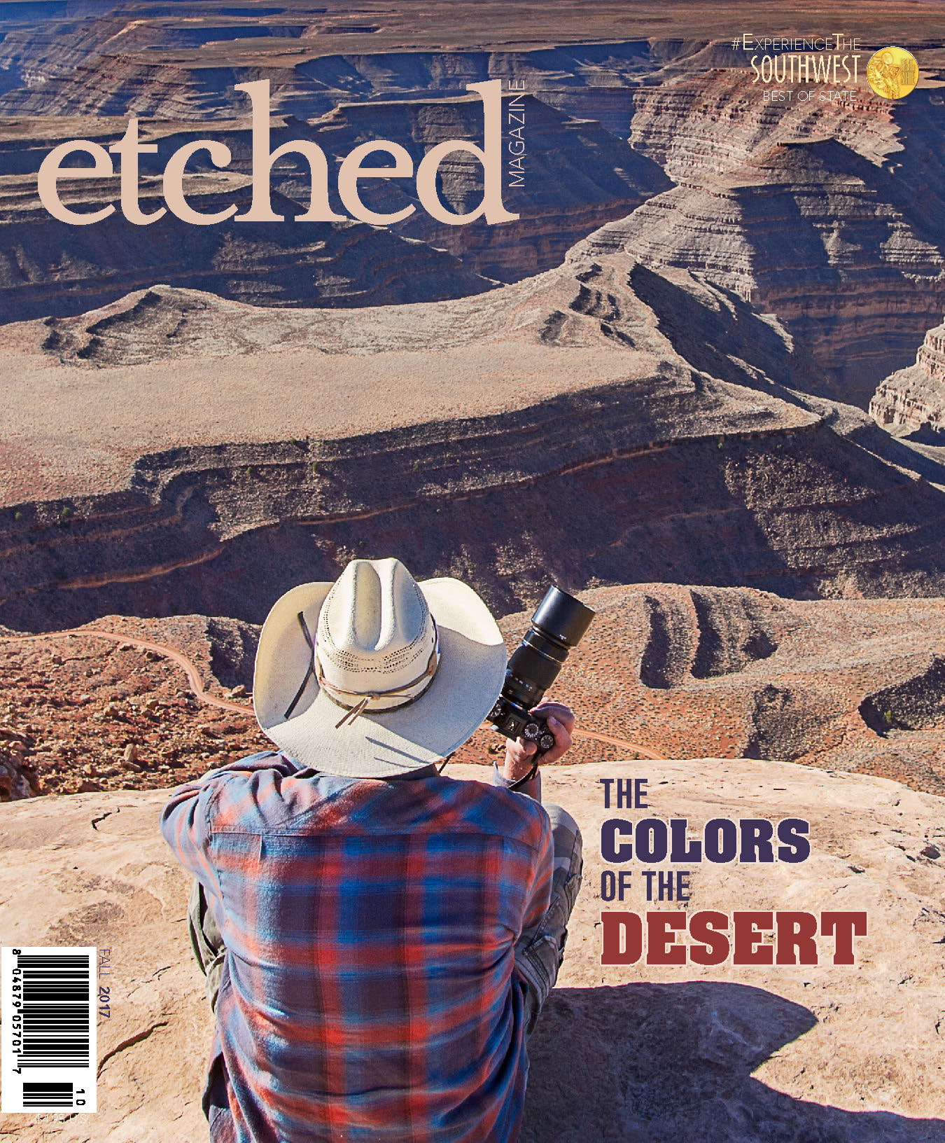 Etched Fall Issue 2017