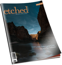 Etched Travel Outdoor 2016